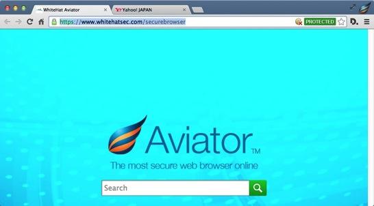 WhiteHat Aviator