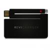 薄すぎるクレジットカードサイズのiPhone充電器兼バッテリー「Revi Charger」