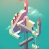 エッシャーの騙し絵的世界を探索する幻想的なゲーム「Monument Valley」
