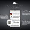 コンパクトなデザインのMac用日記アプリ「Bits」期間限定で無料