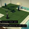 SQUARE ENIXの箱庭系パズルゲーム「Hitman Go」