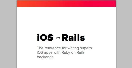Ios on rails