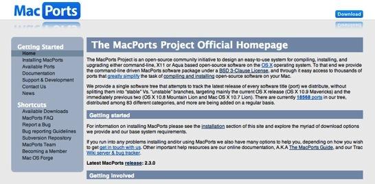 Macports