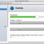 MavericksそっくりのBootstrapテーマ「Maverix」でnode-webkitが捗るかも
