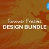 StackSocialの超太っ腹企画、総計1000ドル以上のデザイン素材を無料で入手できる「The Summer Freebie Design Bundle」