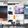 モバイル版Webサイトを表示できる省スペースのMac用ブラウザ「Monochrome」