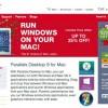 Mac用仮想化ソフト「Parallels Desktop 9」期間限定25%オフセール実施中