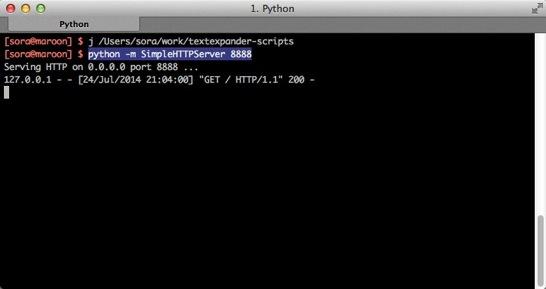 1 Python
