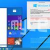 スタートメニュー付きの「Windows 9(Threshold) build 9795 」のスクリーンショットが新たにリーク