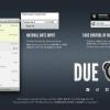 Mac/iOS用の人気リマインダーアプリ「Due」週末限定セール開催中