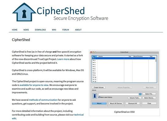 CipherShed