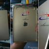 本物?次世代「iPad Air」のリアケース画像が公開される
