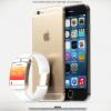 もし「iWatch」が「iPhone 6」風デザインだったらこうなる?というコンセプトデザイン