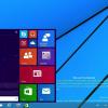 新しいスタートメニューが動く「Windows 9」動画がリーク!