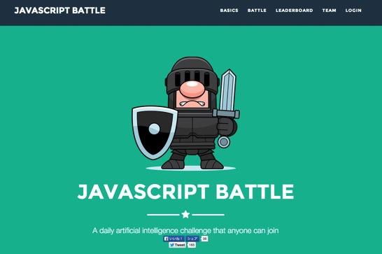 Javascript Battle