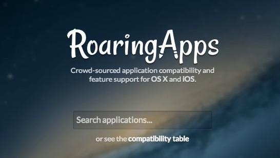 RoaringApps 1