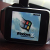 Windows 95をスマートウォッチで動かすハックが公開される