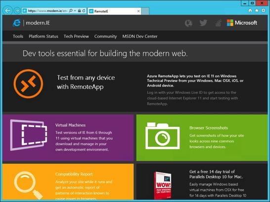 RemoteIE  Internet Explorer