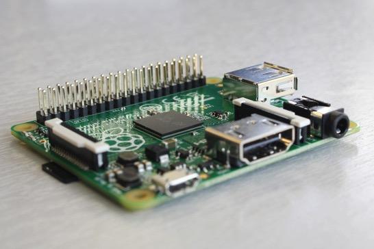 Raspberrypi modela