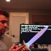 【ホビット】Wi-Fiを検出して青く光る魔法の剣「WarSting」