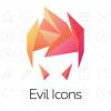 Railsで即使用可能な軽量SVGアイコンセット「Evil Icons」