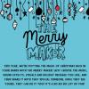 オリジナルのクリスマスカードを作れるサイト「The Merry Maker」