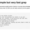 通常版grepより100%高速なgrep実装「grab」