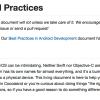 iOS開発の今を俯瞰できる良まとめ「iOS Good Practices」