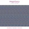 【マジックアイ】3Dステレオグラムを自由自在に作成することができるライブラリ「MagicEye.js」