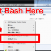 【Tips】「Git Bash Here」でコマンド履歴を記憶する方法