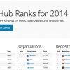 GitHub Ranks for 2014 - 2014年の人気GitHubプロジェクトを振り返り