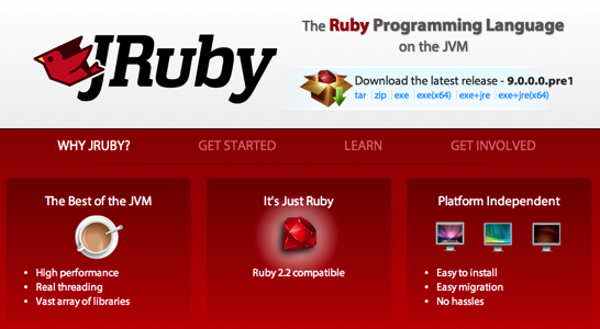 JRuby org