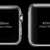 """違いがよくわかる""""公式""""Apple Watchベゼルモックアップ"""
