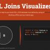 SQLのジョインを可視化してくれる「SQL Joins Visualizer」