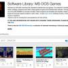 インターネット・アーカイブがまたやってくれた!MS-DO用ゲーム2400タイトルを一挙大公開!!