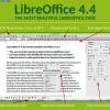 史上最強に美しい「LibreOffice 4.4」リリース