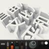 FiftyThreeのiPad用イラストレーションアプリ「Paper」の全ツールが完全無料化!