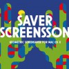 Mac用のクールな幾何学模様スクリーンセーバー「Saver Screensson」