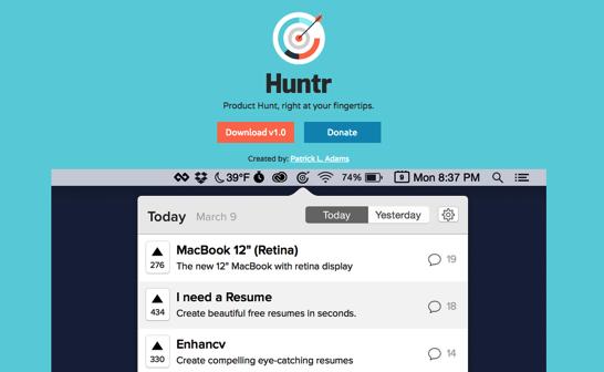 Huntr