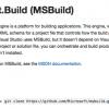 Microsoft、「MSBuild」のソースコードをGitHubで公開