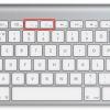 【速報】「Apple Wireless Keyboard」にバックライトキー、電源ボタンが追加される