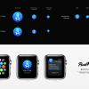 App Icon Template - Apple Watchアイコンを作成するためのテンプレート