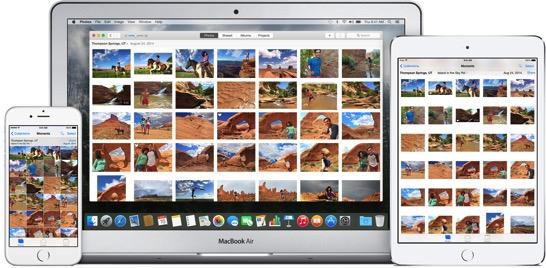 Photos Mac iPhone iPad teaser 001