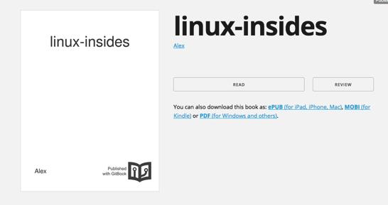 Linux insides