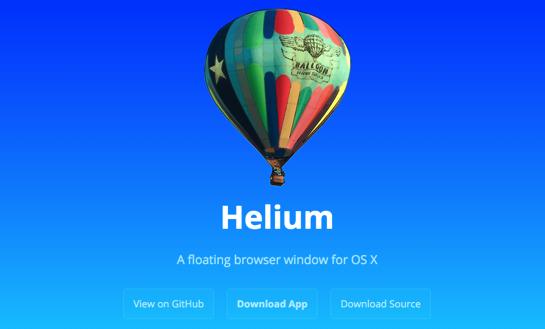 Helium by JadenGeller