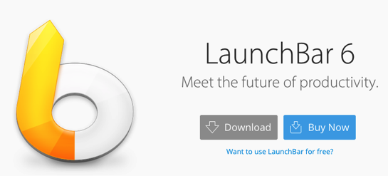 LaunchBar 6