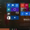 「Windows 10 build 10064」のスクリーンショットが流出 - 微妙な色使いの変更