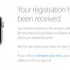 Apple、開発者に対し、4月28日に出荷が保証される「Apple Watch」の特別購入チャンスを提供