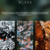 WLPPR - 息を呑むほど美しい、衛星画像から作られたiPhone用壁紙サイト
