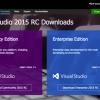 Microsoft、次期Visual Studioのリリース候補「Visual Studio 2015 RC」を公開 - 日本語ISOもダウンロード可能